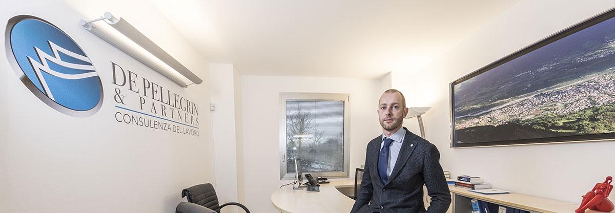 Ermanno De Pellegrin - consulente del lavoro